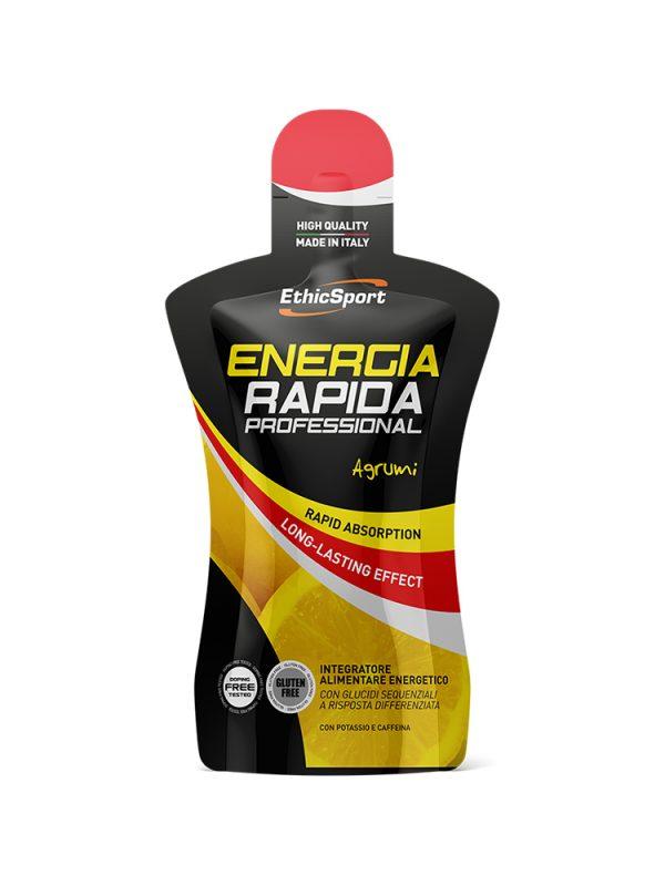 Energia Rapida Proffesional Citrus 50ml Υγρό
