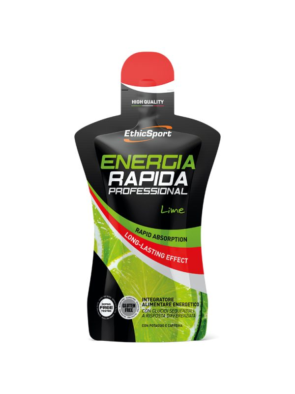 Energia Rapida Professional Lime 50ml Υγρό