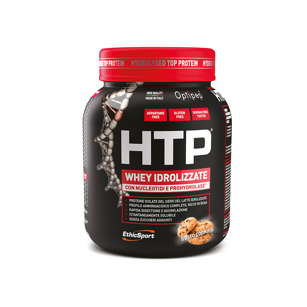 Htp - Hydrolysed Top Protein Cookies 750gr Σκόνη