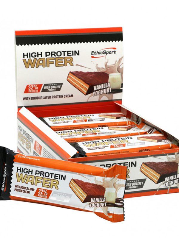 Protein Wafer-Vanilla Yogurt 35gr