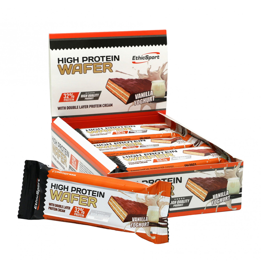 Protein Wafer-Vanilla Yogurt 35gr