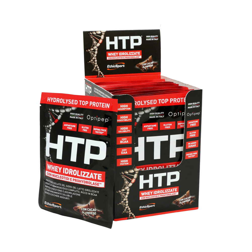 Htp - Hydrolysed Top Protein Cacao 30gr Σκόνη