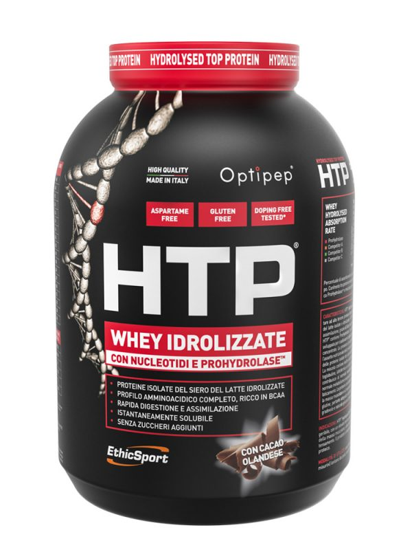 Htp - Hydrolysed Top Protein Cacao 1950gr Σκόνη