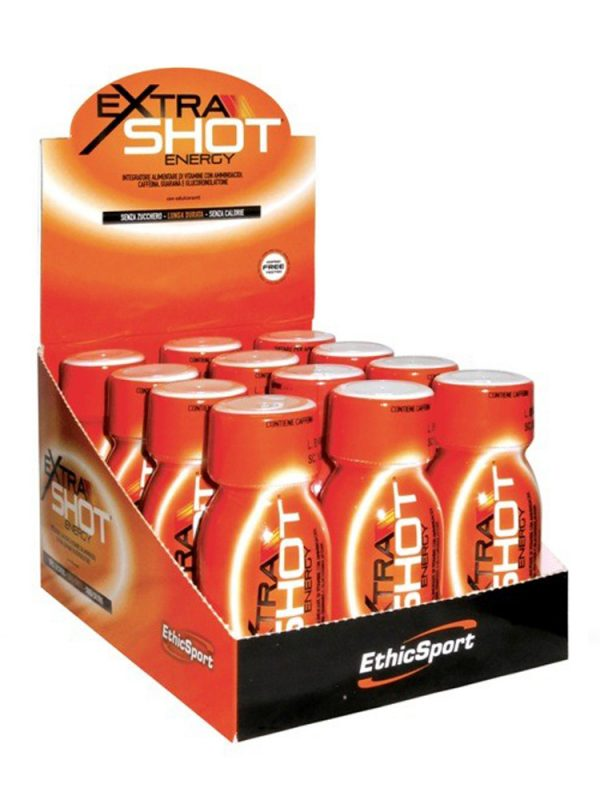 Extra Shot Energy 60ml Υγρό