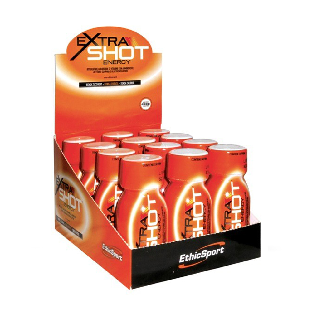 Extra Shot Energy 60ml Υγρό
