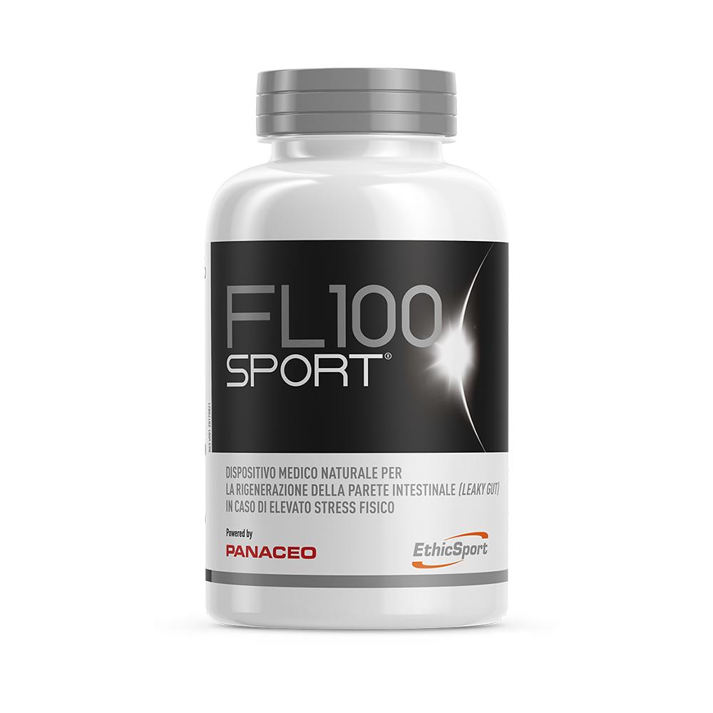 Fl 100 Sport 180 Κάψουλες 500mg