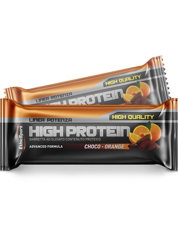 High Protein Choco Orange 55gr