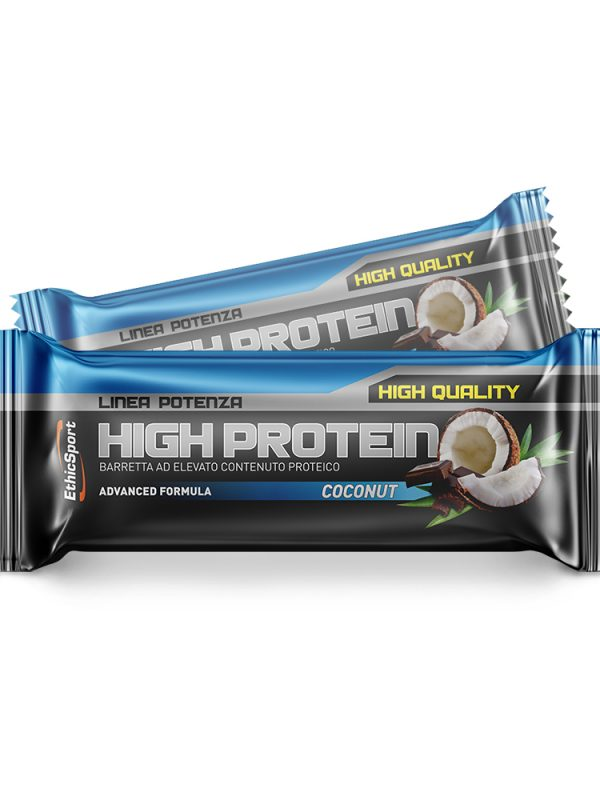 High Protein Coconut 55gr
