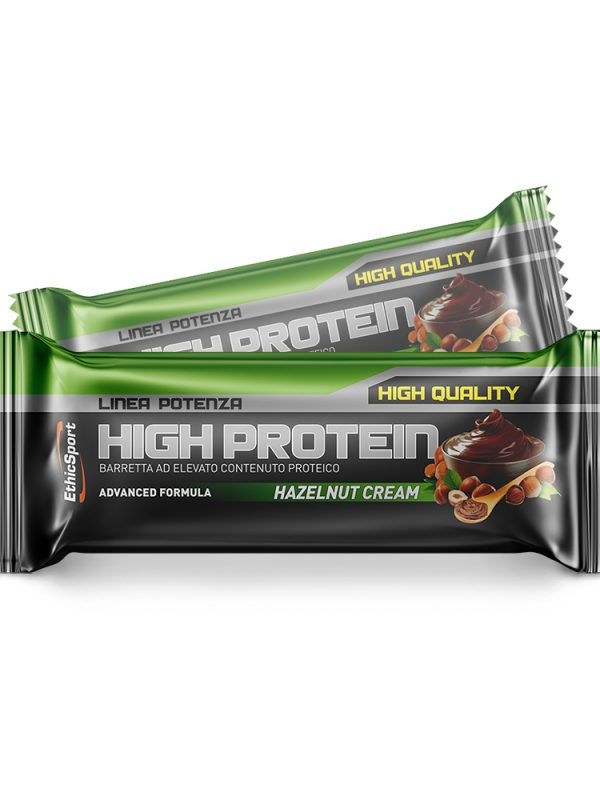 High Protein Hazelnut 55gr