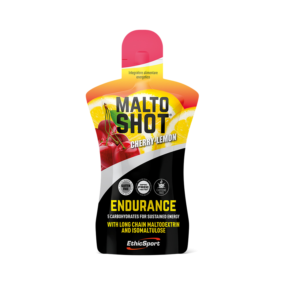 Malto Shot Endurance Cherry-Lemon 50ml