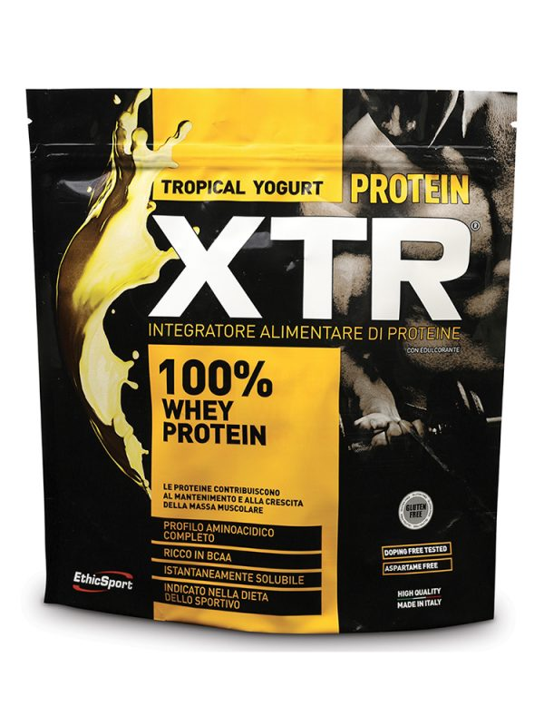 Protein Xtr Tropical Yogurt 500gr