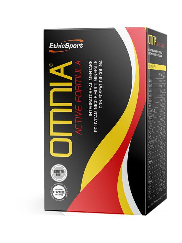Omnia Active Formula 45 Δισκία 1100mg