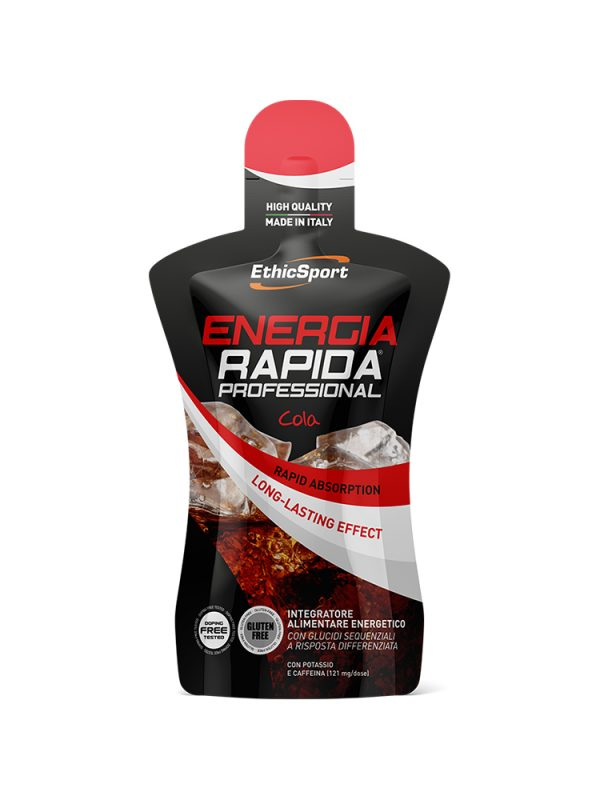 Energia Rapida Professional Cola 50ml Υγρό
