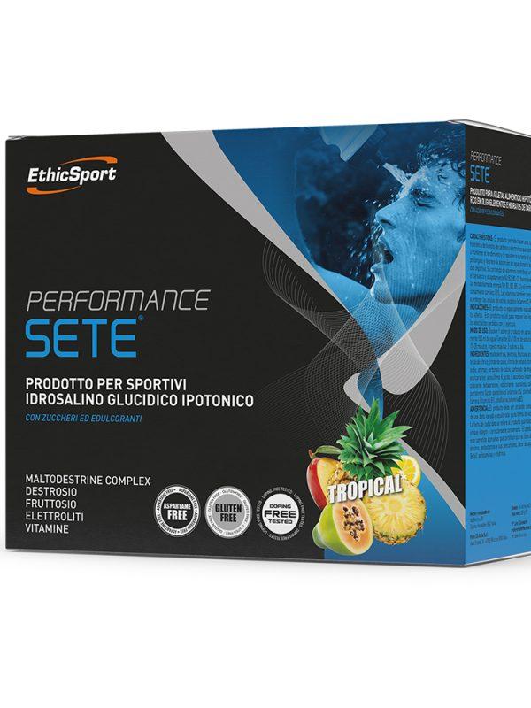 Performance Sete Tropical 14 Φακελάκια 22gr Σκόνη