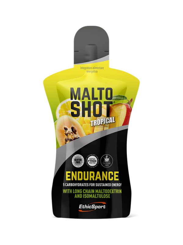 Malto Shot Endurance Tropical 50ml