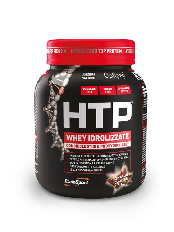Htp - Hydrolysed Top Protein Cacao 750gr Σκόνη