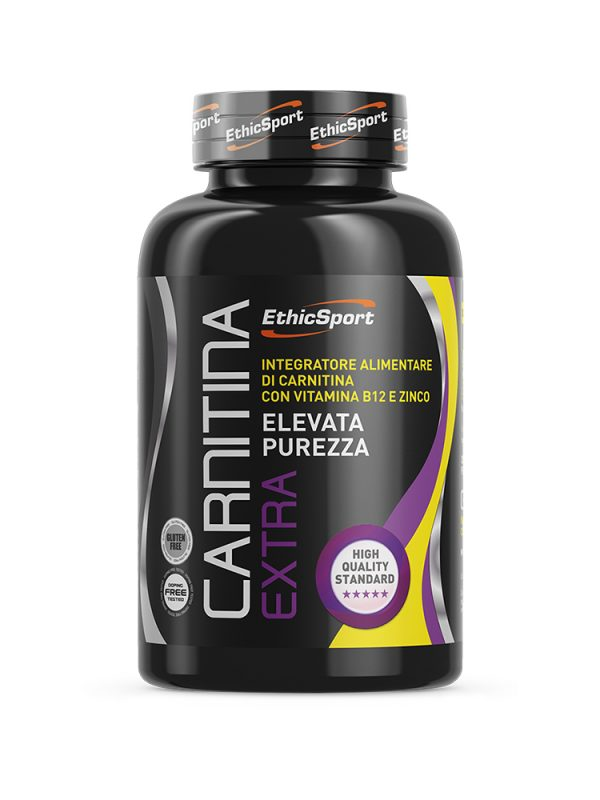 Carnitina Extra 90 Δισκία 1600mg