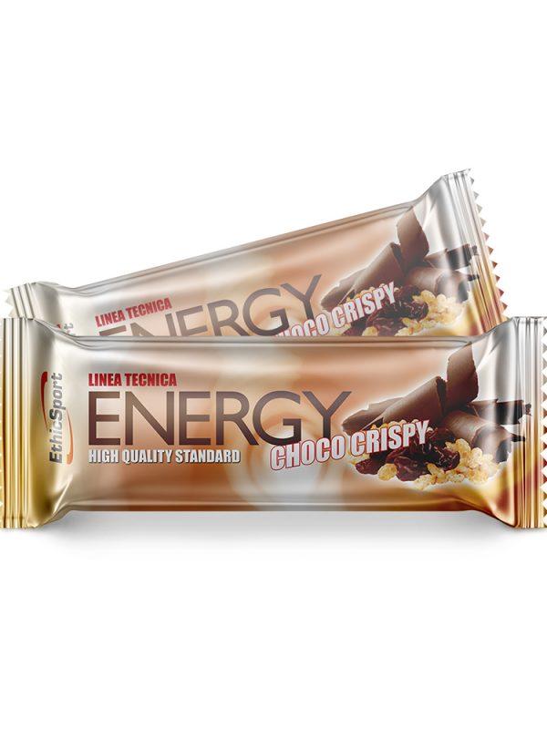 Energy Choco Crispy 40gr